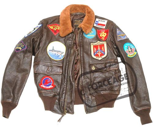 0bfe0d1f1f9 Классическая лётная куртка А-2 COCKPIT Antique Lamb изготовлена из кожи  ягнёнка. Отличительные особенности  карманы со входами сверху и сбоку