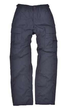 Брюки GENUINE GEAR BDU rip-stop 60cotton 40poly dark navy 2 кат.