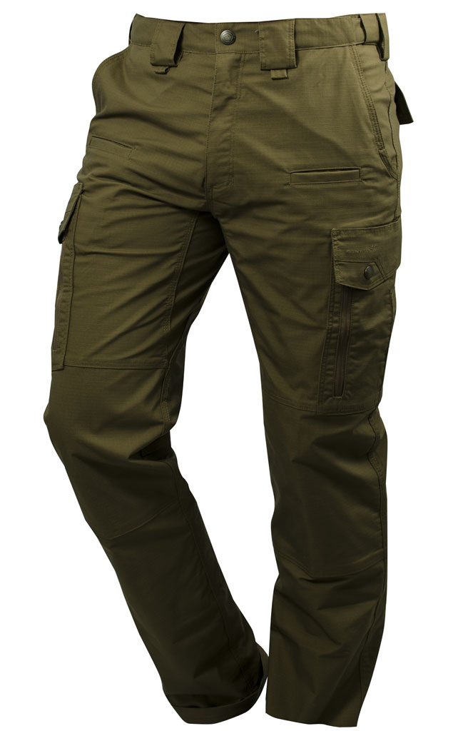 Брюки Pentagon RANGER 2.0 PolyCotton rip-stop stretch coyote 05007