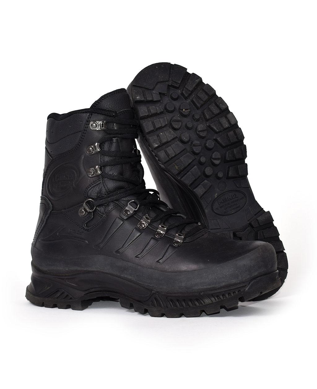 Ботинки-берцы MEINDL Gore-Tex Mod.10245 black, купить в Интернет-магазине ForceAge.