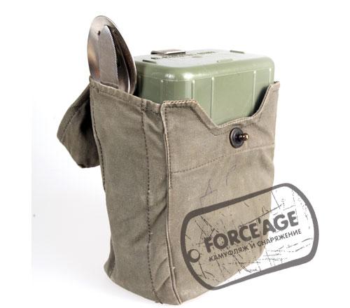 Фляга со столовым набором, купить в Интернет-магазине ForceAge.