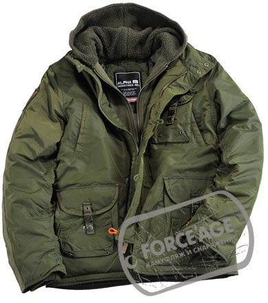 Куртки милитари зимние москва