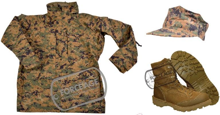 куртка Gore-Tex USMC США Marpat Woodland 19.990р - кепка USMC Marpat  Woodland б у 650р - ботинки USMC RAT США 8.500р c33173c3b087b