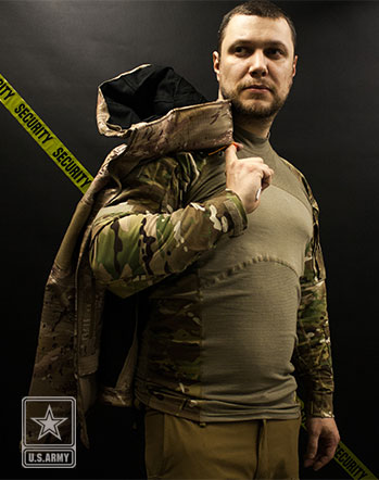 Рубашка Combat Shirt США multicam - 5 990 руб.