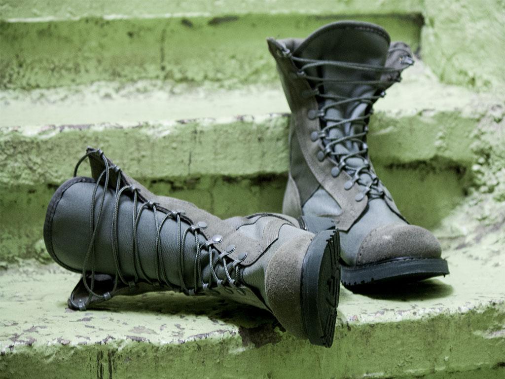 Ботинки CORCORAN Corcoran-Marauder США sage green