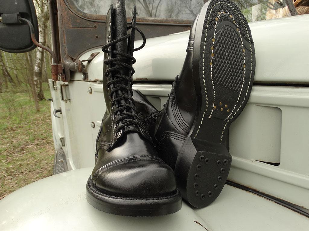 Ботинки CORCORAN CORCORAN-I BLACK