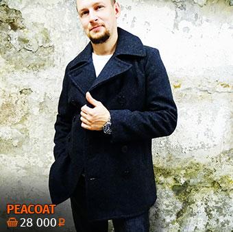 PEACOAT - 28 000p.