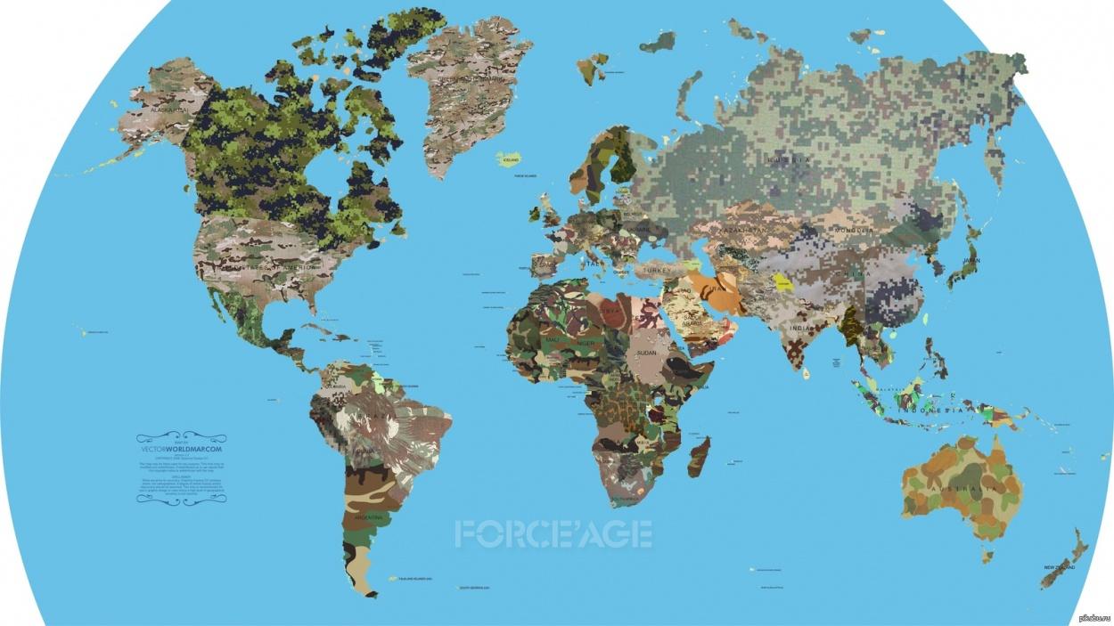Камуфляжи стран мира. Виды и назначение_0.jpg