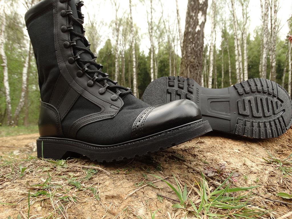 Ботинки CORCORAN CORCORAN-MARAUDER США BLACK