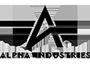 логотип alpha ind.