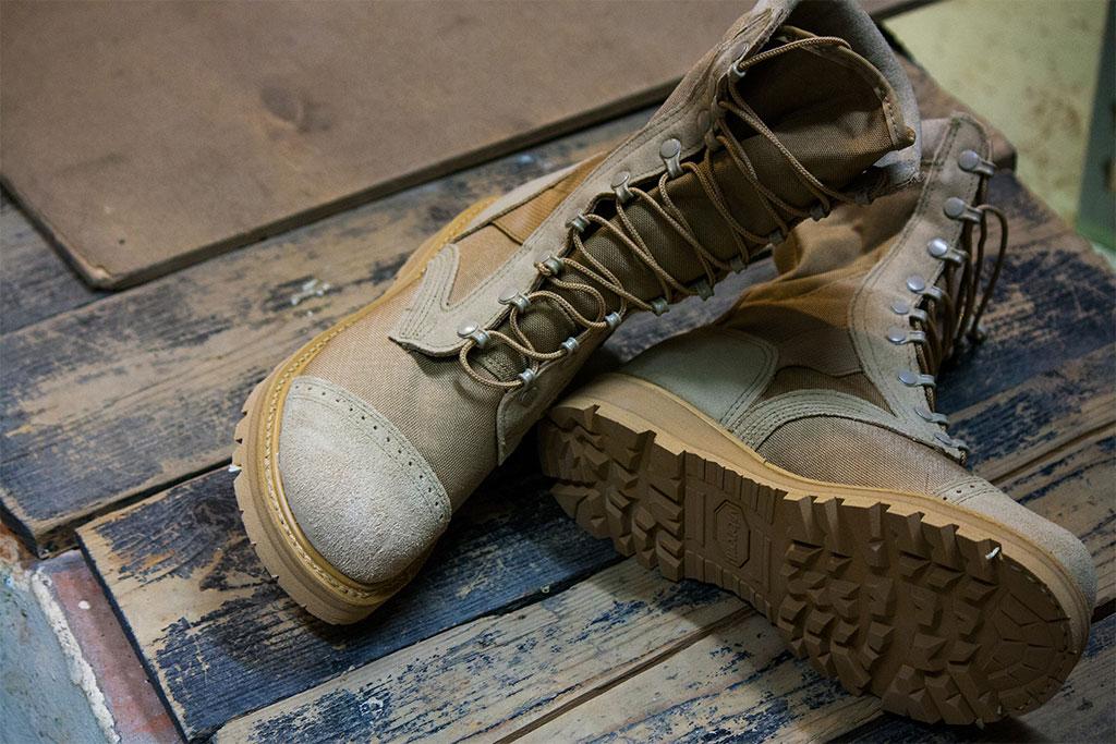 Ботинки CORCORAN Corcoran-Marauder США desert