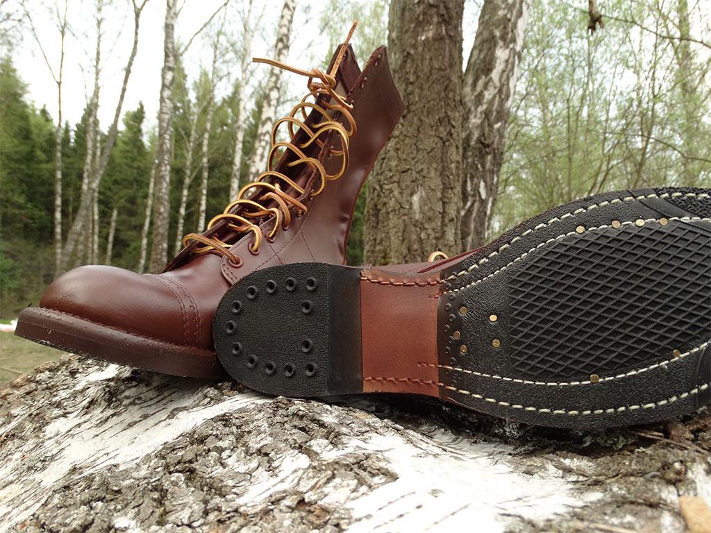 Ботинки CORCORAN CORCORAN-I США BROWN