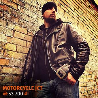 MOTORCYCLE JCT - 53 700p.